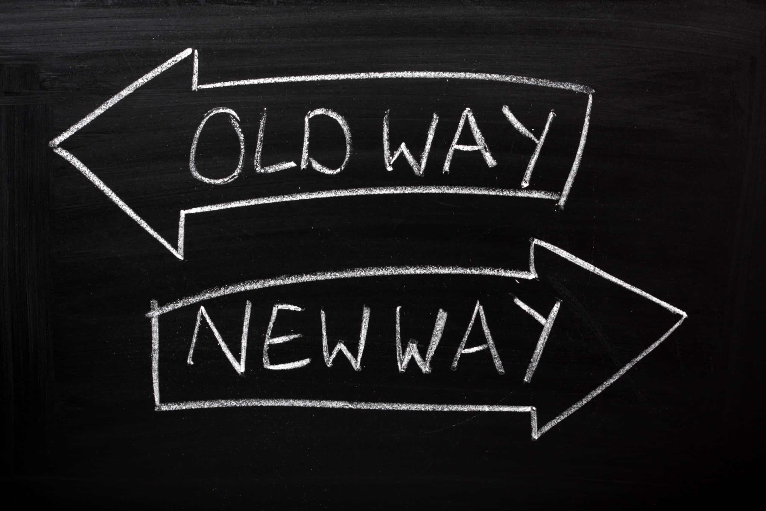 Old Way New Way Treatment Recovery Solutions Drugs Alcohol Abuse